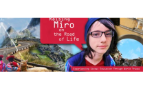 Show 182…Raising Miro on the Road of Life:  Lainie Liberti & Miro