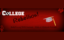 Show 189… College Rebellion: Jessica Barker